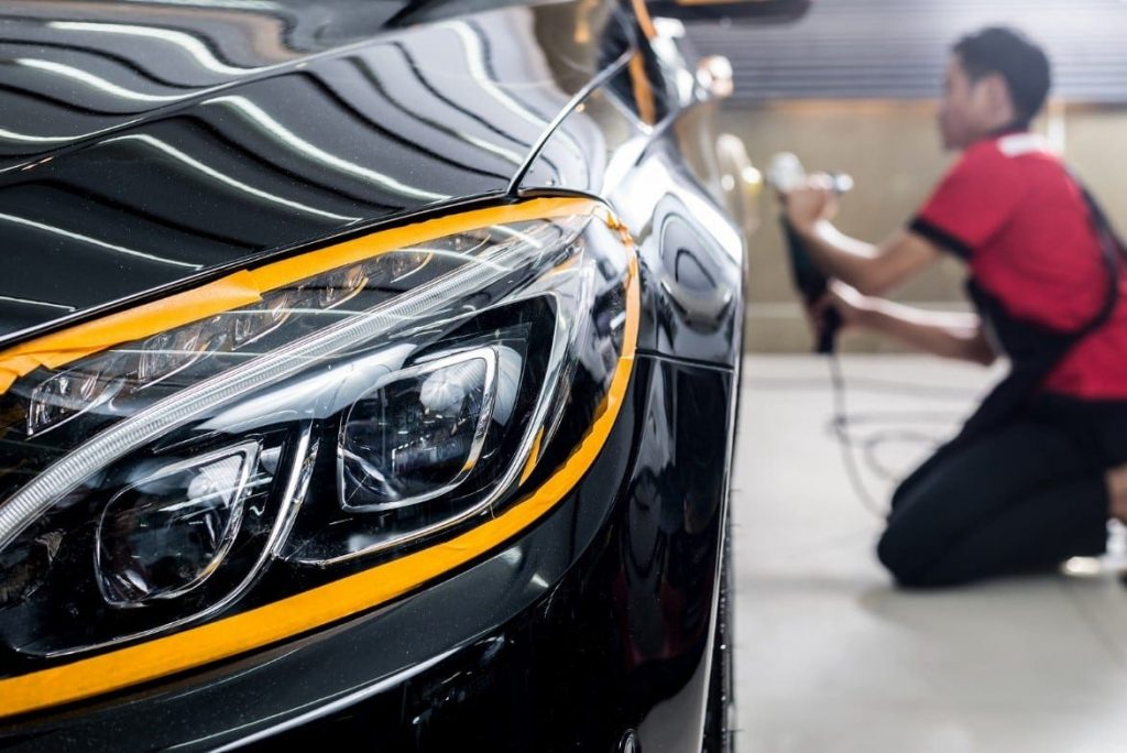 Buy Ceramic Paint Protection For New Car