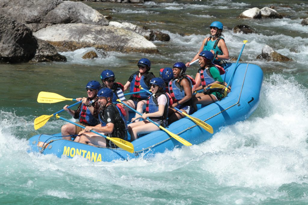 Whitewater Rafting And Other Riverwater Activities